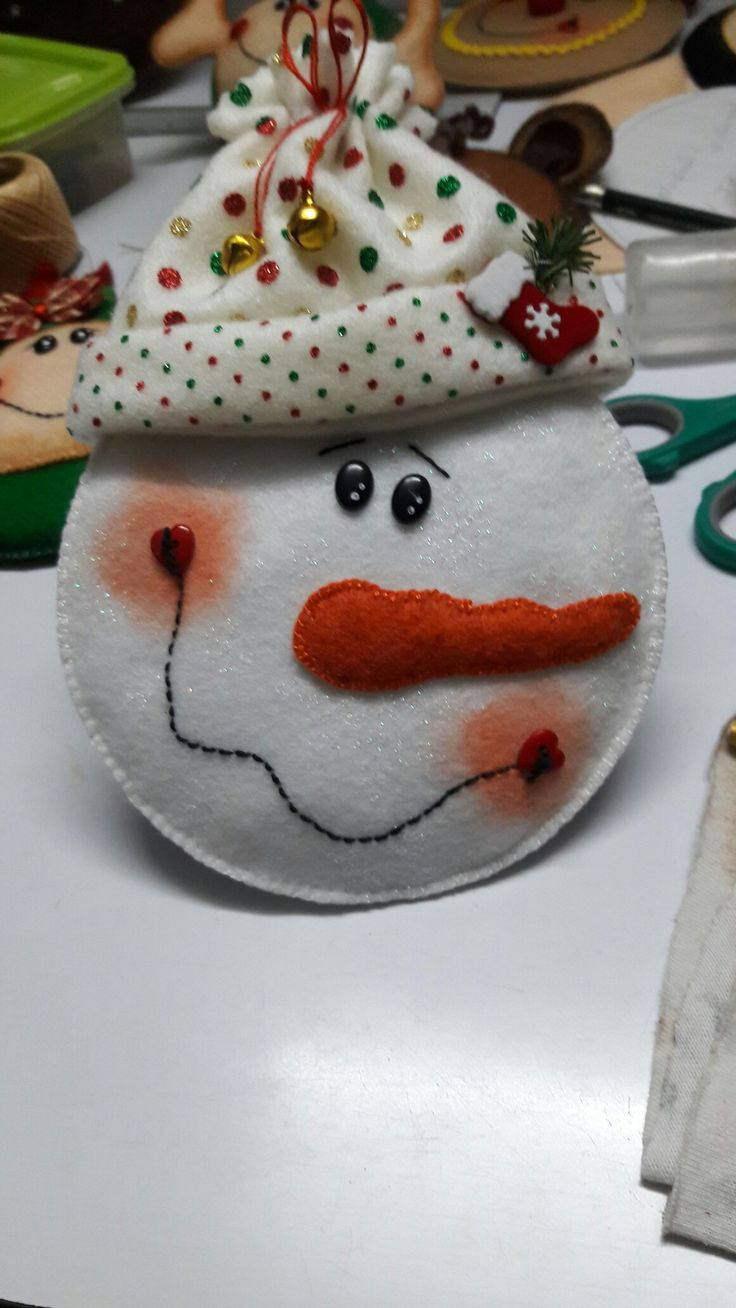 #Snowman #Ornament
