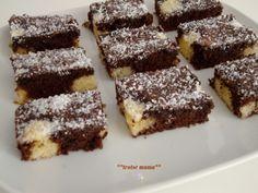 Choco kokos cake van AH