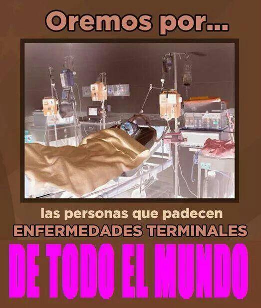 Enfermedades terminales