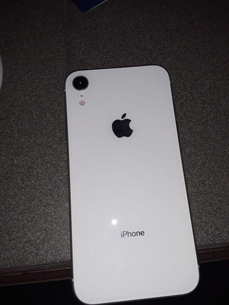Apple iphone xr 64gb white locked iphone apple