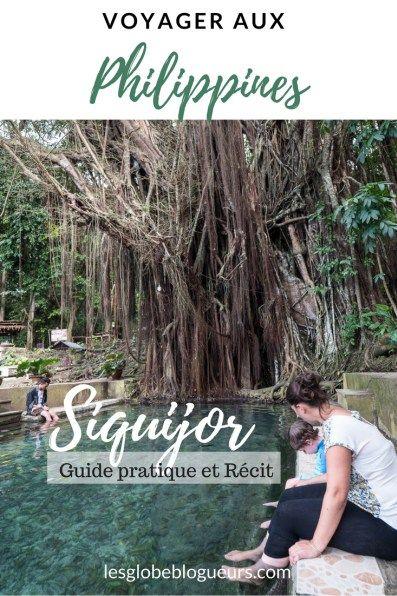 Visiter Siquijor aux Philippines : Que voir, quoi faire ? Notre guide ! #asie #philippines