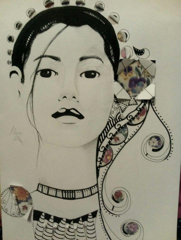 Porterait drawing.Hope you like it