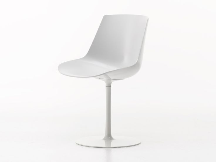 FLOW CHAIR Chaise pivotante Collection Flow by MDF Italia design Jean-Marie Massaud