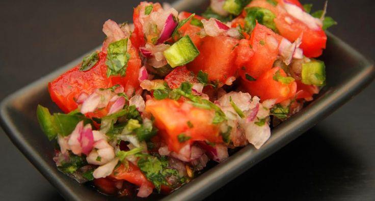 Friss paradicsomos salsa recept | APRÓSÉF.HU - receptek képekkel