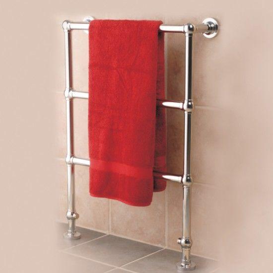 Heated Towel Rack | Woodstock by Tuzio | ICO USA, Canada