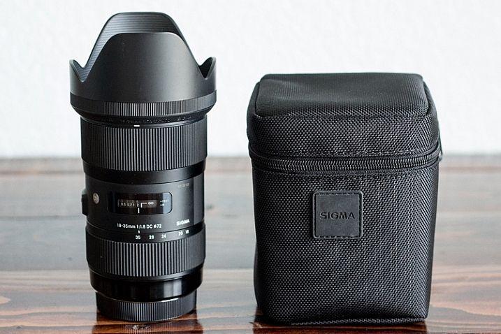 Lens Review: Sigma 18 35 1.8 DC HSM Art Lens