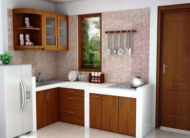 22 Model Desain Dapur Rumah Minimalis Type 36 Dan Type 45