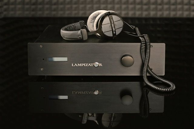 Lampizator by Fikus SET tube valve amp DHT Headphone `HEAD DAC digital converter