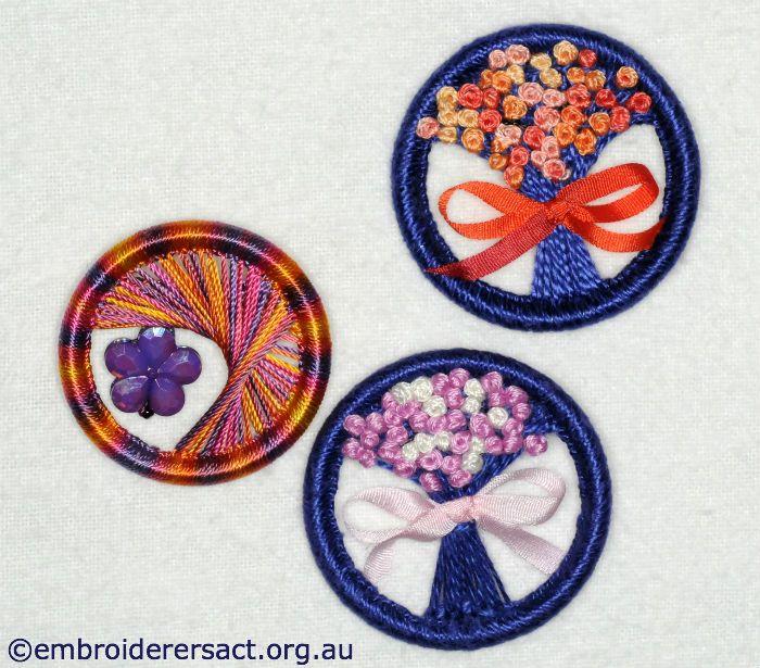 ... whitework stitched by louise gardener dorset button by jillian bath