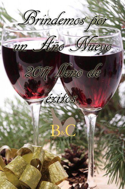 Brindemos por un AÑO NUEVO 2017 lleno de éxitos. http://tienda.bottleandcan.es/es/  #wine #winelover #winery #bodega #vino #riberadelduero #rueda #toro #jumilla #cigales #viñedo #vineyard #uva #grape #vendimia #vintage #TiendasOnline #Gourmet #bottleandcan #Granada #Andalucia #Andalusia #España #Spain www.tienda.bottleandcan.com 🍷🍴 📞 +34 958 08 20 69 📲 +34 656 66 22 70