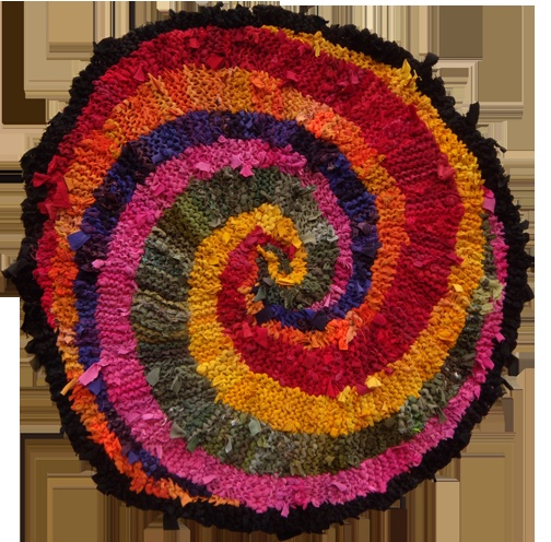 17 Best Images About Rugs: Knitted On Pinterest
