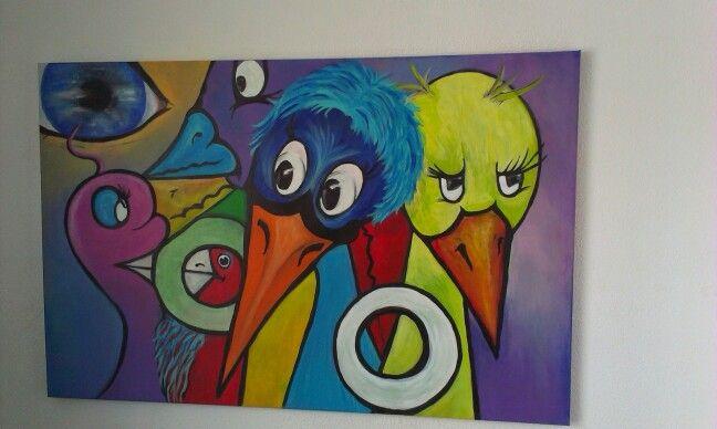 Birds by GE'art