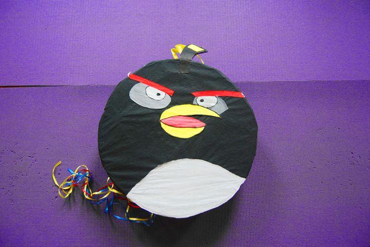 #Pinata Angry Bird