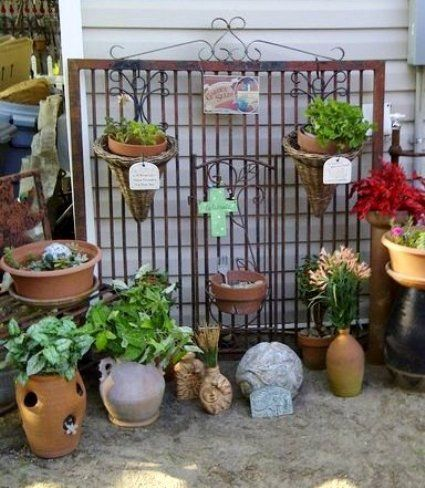 25 Best Ideas About Metal Garden Gates On Pinterest