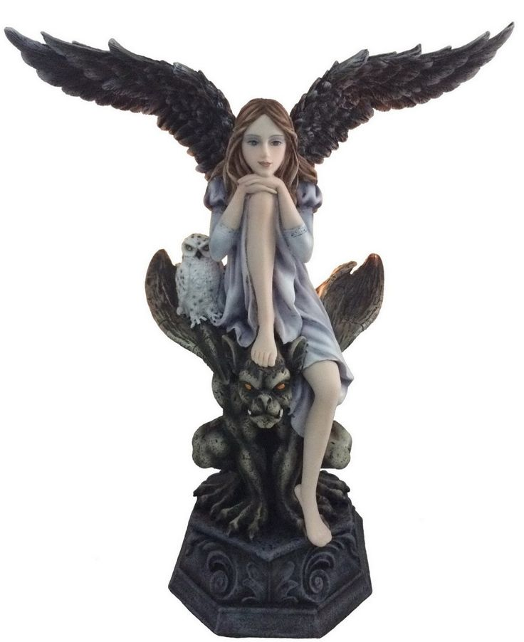26 best Figurines gothique images on Pinterest | Figurines, Gothic ...