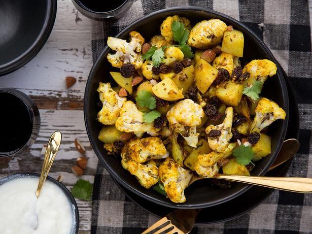 Cauliflower and Potato Salad Recipe - Viva