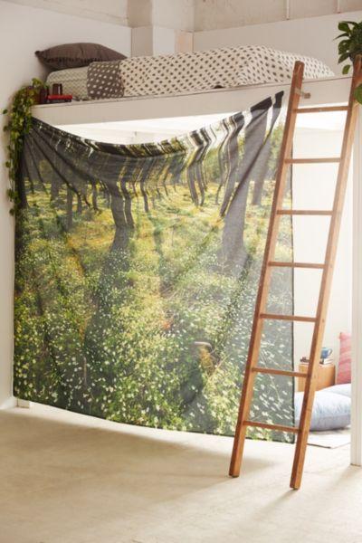 Laura Kicey Moonbeam Tapestry