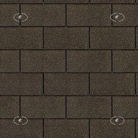 Textures Texture seamless | Asphalt roofing shingle texture seamless 20723 | Textures - ARCHITECTURE - ROOFINGS - Asphalt roofs | Sketchuptexture