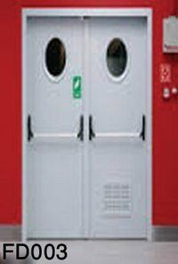 Category: Fireproof Door Tags: Fire door, Fire-Rated Commercial Steel Door, Fire-Rated Door, Fire-Rated steel Door, Fireproof Door, Hume Door, internal Fire Door., Metal Fire Door Model No: SD003 Paint: Powder coating Color: blue, white, red, yellow (also as your requirements) Open Style: Swing Materials: Mile Steel Sizes: Single door L 3′ * H 7′ double door L 5′ * H 7′  or As your requirement Metal type: Ms sheet Delivery Time: 5-8 Days Shipment: Free in Dhaka city Product Unit…