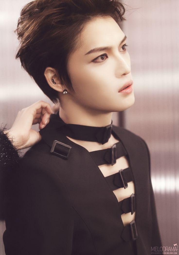 From Kim Jaejoong's (김재중) Y Album's Photobook Vol. 3