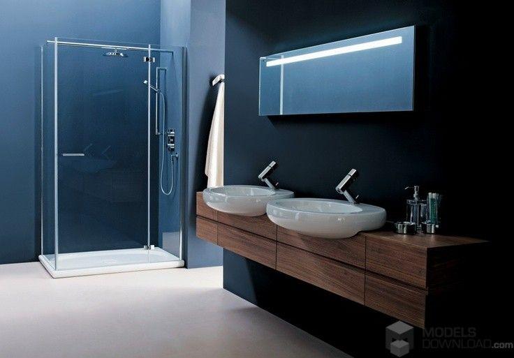 Łazienka dla mężczyzny