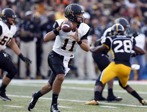 Appalachian State Hopes to Upset Clemson - Today's U  In the preseason Sun Belt Conference rankings, Appalachian State was ranked fourth to win the Sun Belt behind Georgia Southern, Louisiana-Lafayette and Arkansas State. But the Mountaineers have all the weapons to not only challenge for the conference crown, but to beat any other FBS teams.....