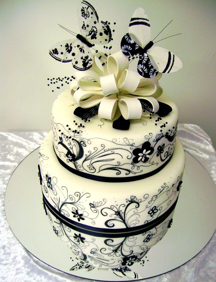 black and white themed wedding cakes 8 best black and white themed wedding images on 11842