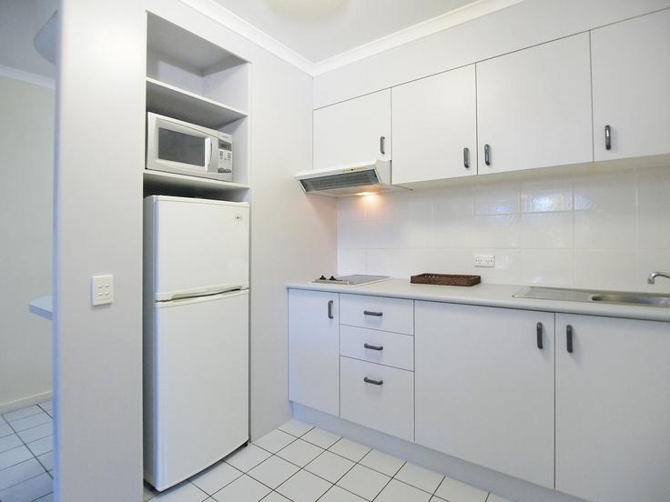 Oaks Oasis, Caloundra - 1 Bed Apt #205 - Kitchen