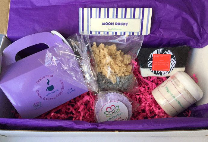 Bath Time Box | Beauty Subscription Boxes: Beauty Delivered, Every Month