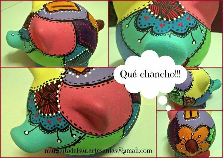 Murguita del Sur: Chanchos con Arte