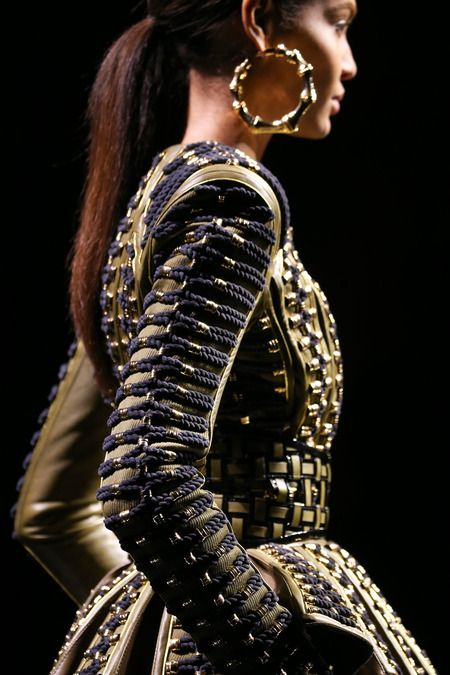 Balmain Fall/Winter 2014
