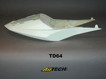 TRIUMPH DAYTONA 600, FAIRINGS, FAIRING, UPPER, LOWER, TAIL, SEAT, UNDERTAIL, FUEL TANK, BELLYPAN, FRONT, REAR, FENDER