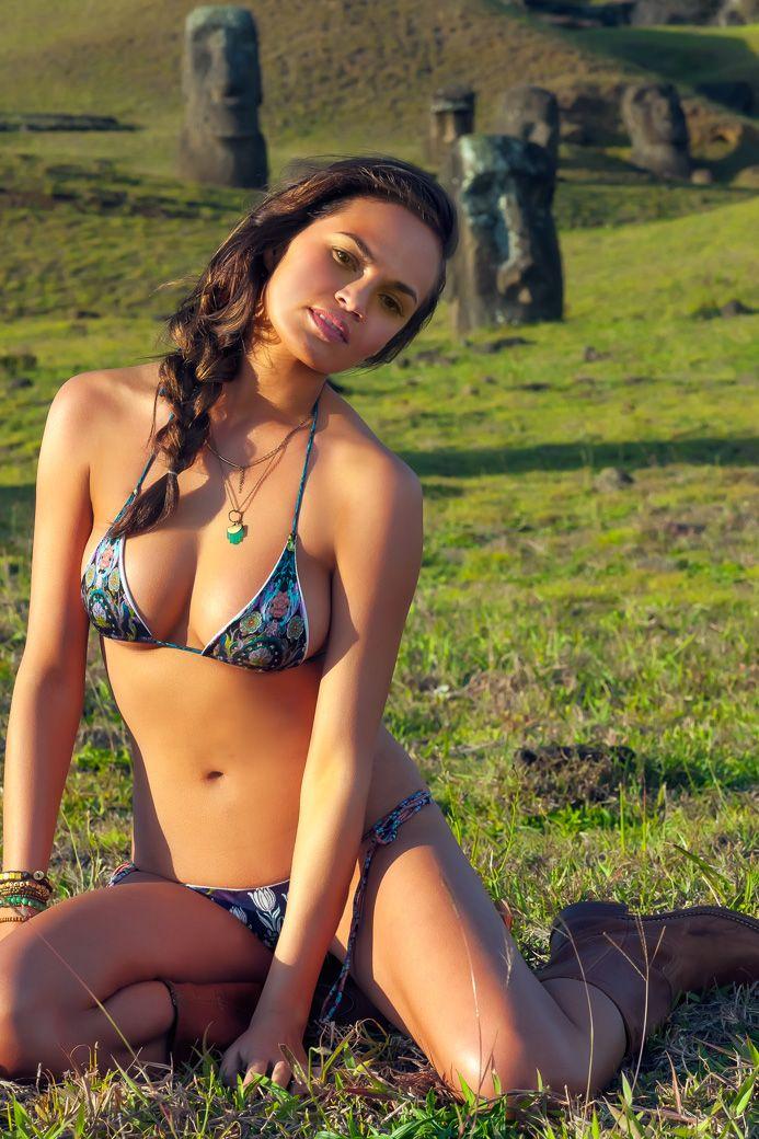 Katie Leung Bikini 76