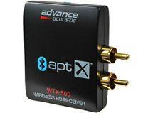 Receptor Bluetooth Advance Acoustic WTX-500 $69.990 (Almacenes Paris)