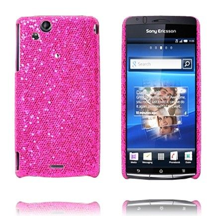 Victoria (Rosa) Sony Ericsson Xperia Arc Deksel