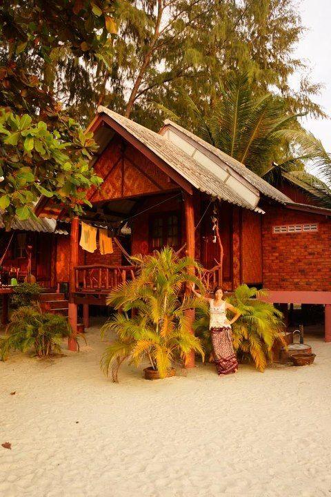 Simple living. Koh Phangan, Thailand.