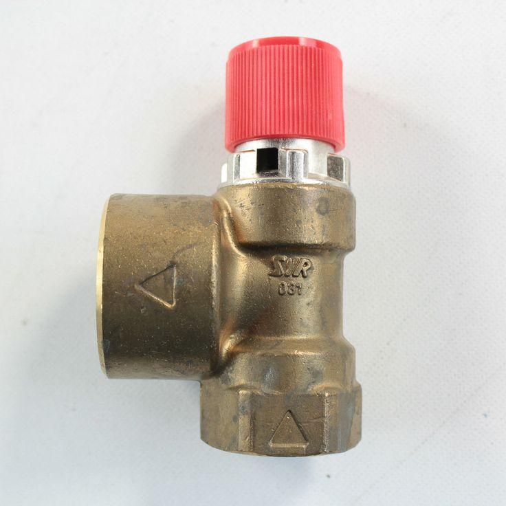 """SYR Pressure Relief Valve 1915 3/4"""" 3.0 Bar PREL 100 014 1915.20.018 - https://lostparcels.com/parcel-company-3/uncategorized/syr-pressure-relief-valve-1915-34-3-0-bar-prel-100-014-1915-20-018/"""