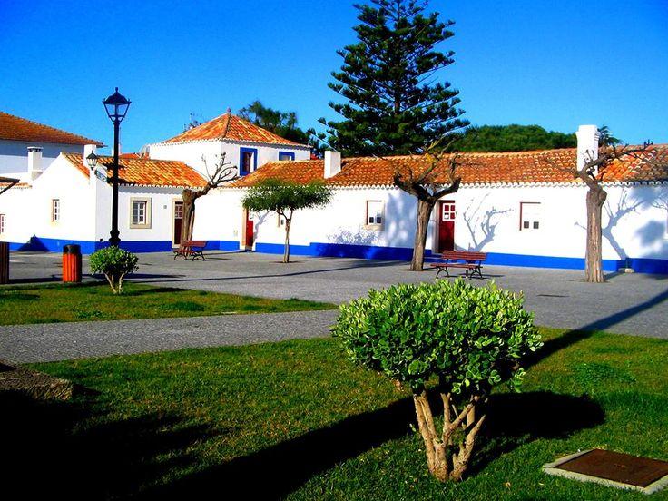 Largo Marquês de Pombal - Porto Covo - Portugal