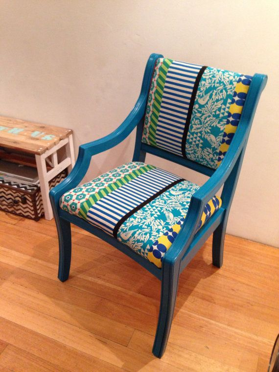 Armchair - Bold, Bright