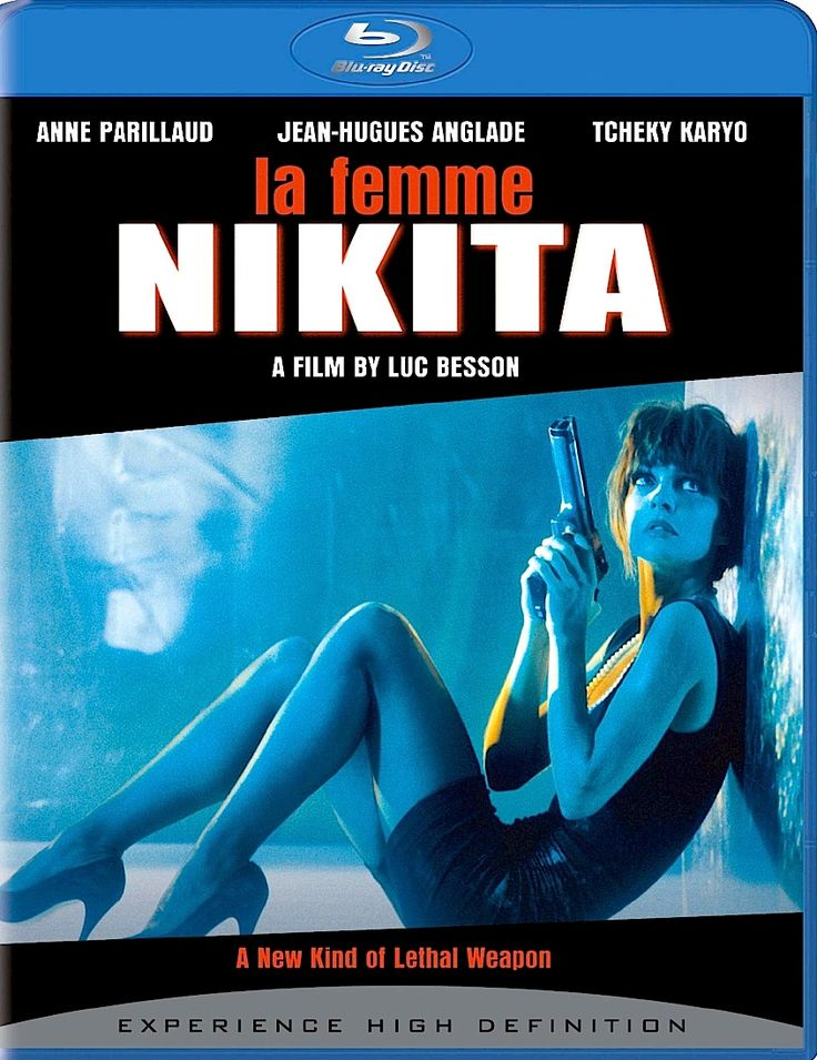 La femme Nikita de Luc Besson....see the original, not the American remake, not the series.....