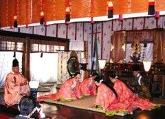近江神宮のかるた祭り(毎年1月) 滋賀県大津市神宮町1番1号 TEL:077-522-3725