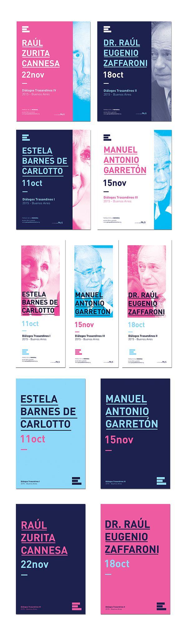 Diálogos Trasandinos 2015 on Branding Served