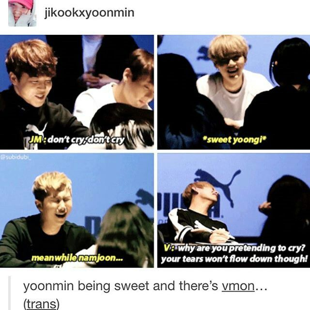 LMAO, can't blame her though! I'd probably freeze on spot if I ever saw them! || BTS meme