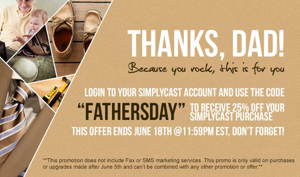 Multi-Channel Marketing Insider - Father's Day Special