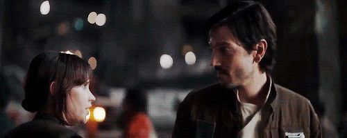 rogue one jyn and cassian