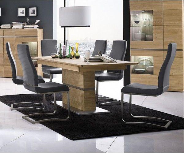 Table de salle à manger en bois - Collection Palace #tableenbois