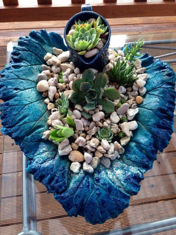 15 ehrfürchtige konkrete Garten-Dekor-Ideen, zum des schönsten Yard in der Nac