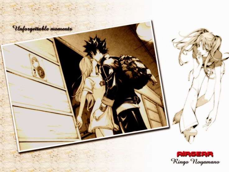 air gear opening full version