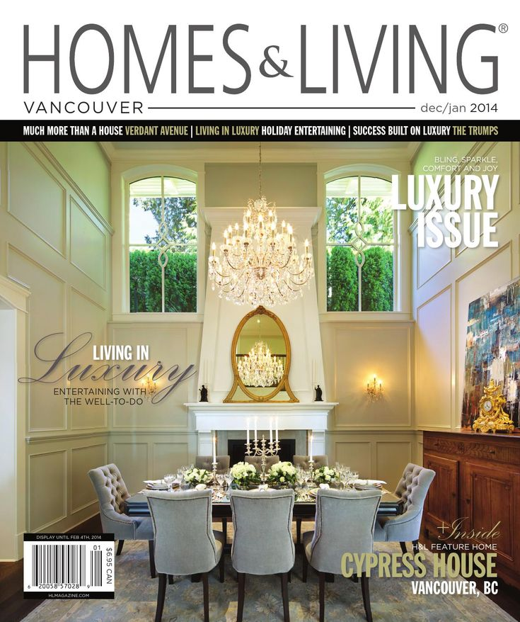 ISSUU - Homes & Living magazine Vancouver Dec/Jan 2014 Teaser by Read Media