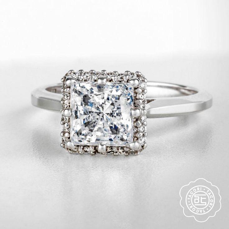 86 best Tacori Bridal images on Pinterest | Tacori ...